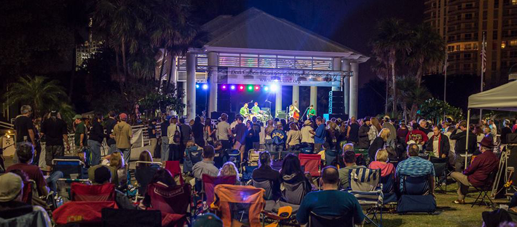 Riverwalk Blues Festival